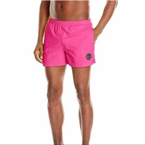 Maui and Sons Party Rocker Volley Swim Trunks